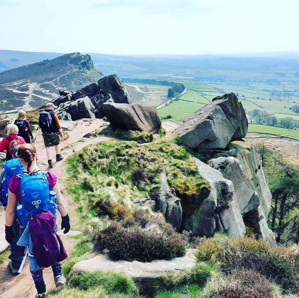 PeaksNPubs - a Peak District walking group