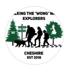Walking the 'Wong Way' explorers