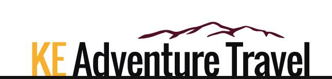 KE Adventure Travel - experts in adventure holidays