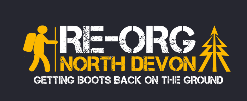 RE-ORG North Devon - getting boots back on the ground