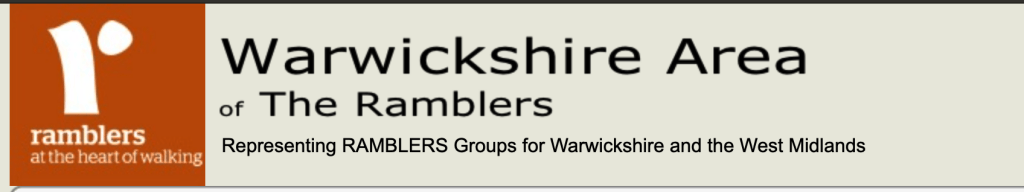 Warwickshire Area - Ramblers