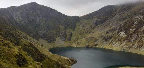 Cadir Idris Mountain Expedition