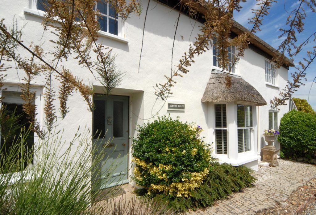 Albury House - Charmouth, Dorset