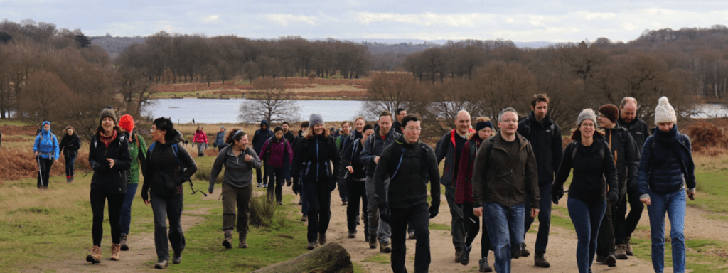 Metropolitan Walkers - the London-based hiking group for people in their 20s - 30s